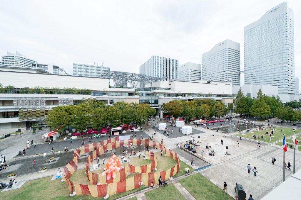 サムネイル画像:コンパスヨコハマ 2019